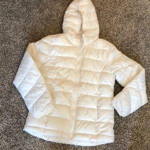 NWOT white coat